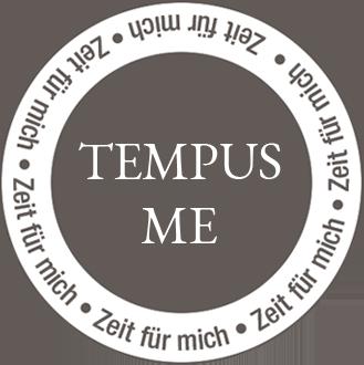 TempusMe Logo - Zeit für mich - Massage & Kosmetik in Dömitz, Lenzen, Wische